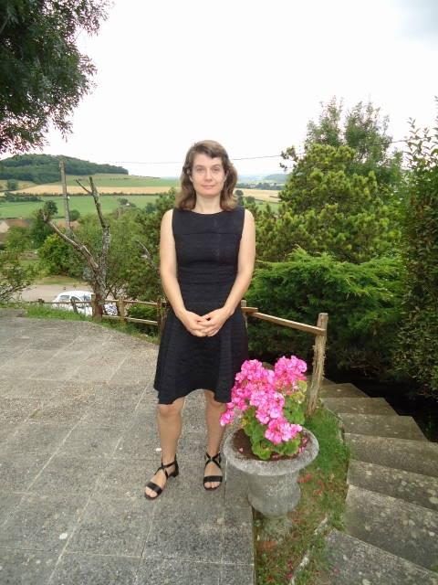 Marie Pra à Fontangy